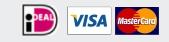 Ideal, Mastercard, visa