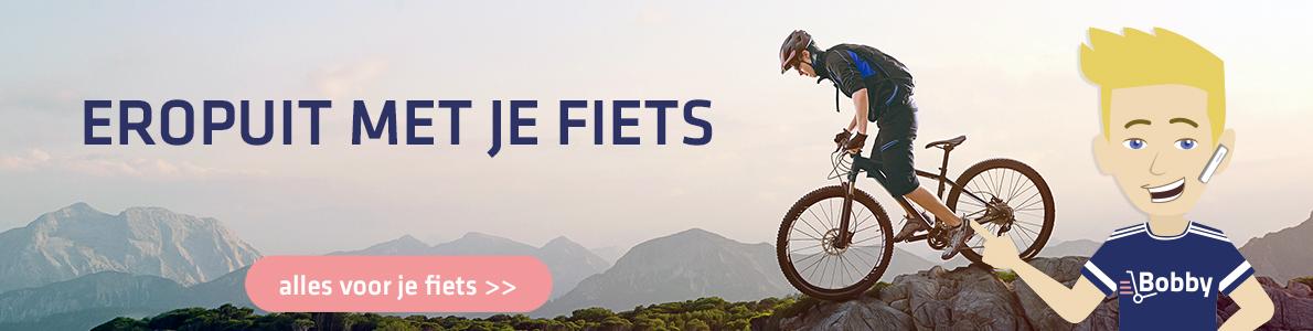 Alle producten voor een optimale fiets!