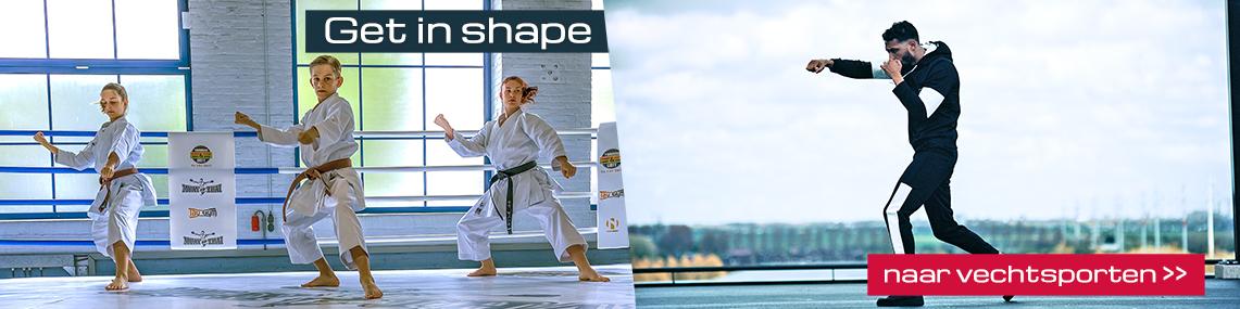Get in shape - Vechtsporten